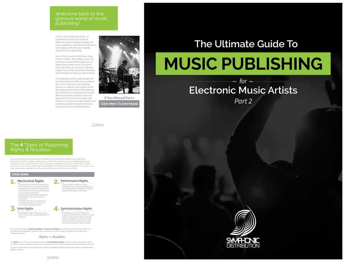 Digital Music Distribution, sell your music online