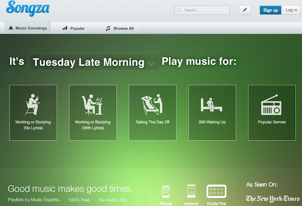1740859-Songza-Home-Page