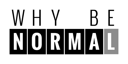 WhyBeNormal_Logo_FINAL_Dark