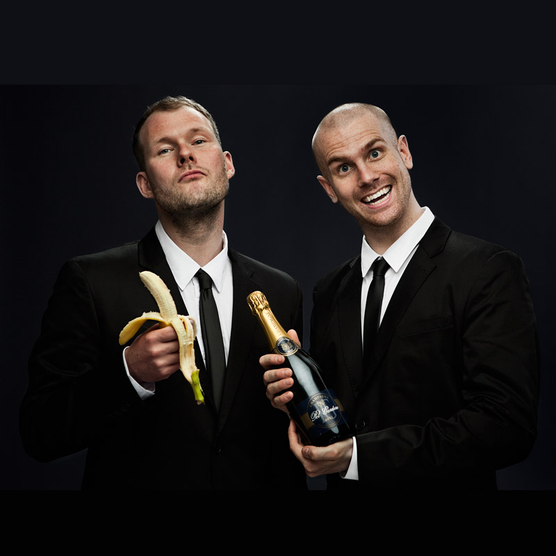 Dada Life, EDM, music distribution