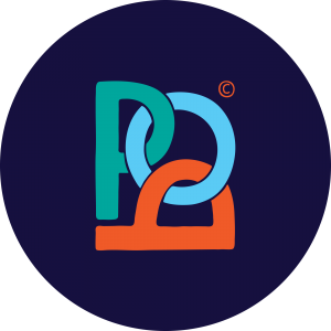 I AM POP logo circle